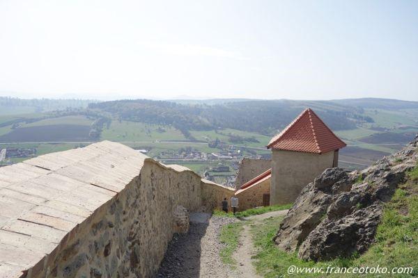 Rupea Citadel ルーマニア観光
