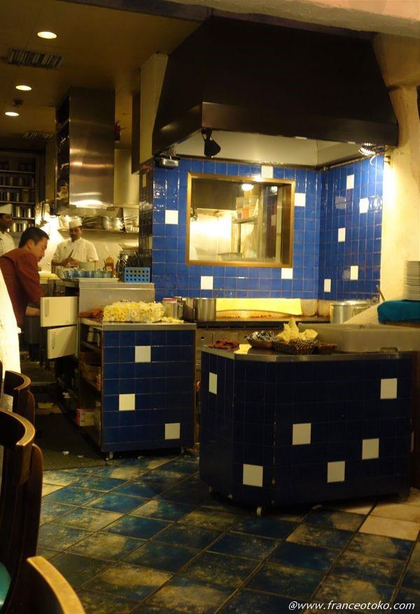 ダバインディア  京橋 人気インド料理