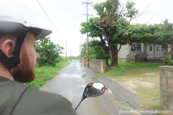 波照間島 バイク レンタル