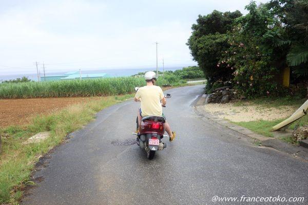 波照間島 観光 レンタバイク