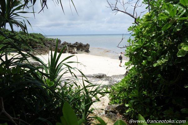 波照間島 ビーチ