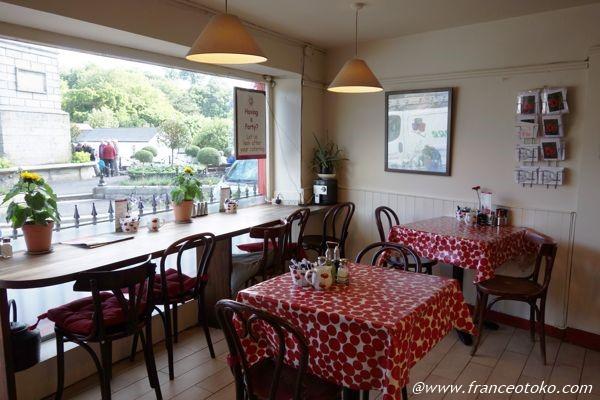 Poppies Cafe アイルランド ウィックロー