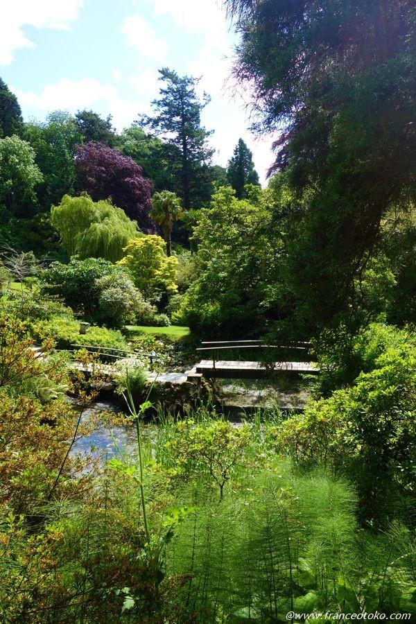 パワーズコート 日本庭園 アイルランド