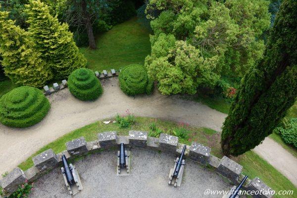パワーズコート アイルランド庭園