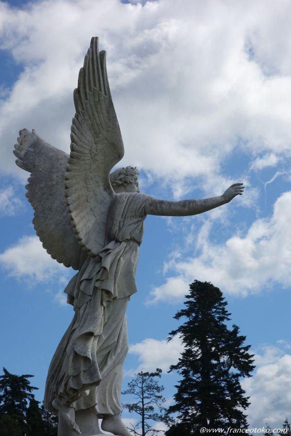天使 荘厳