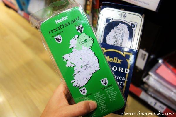 アイルランド 缶ペン