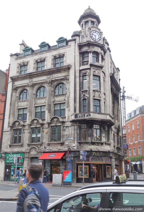 ダブリン 古い建物