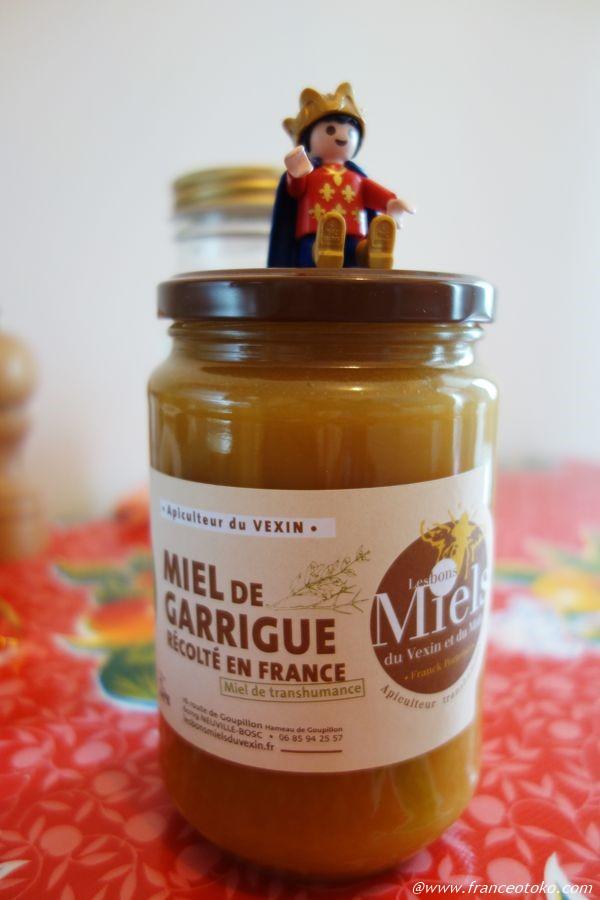 パリ おいしいハチミツ
