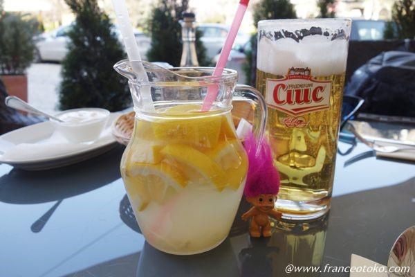 ルーマニア 飲み物