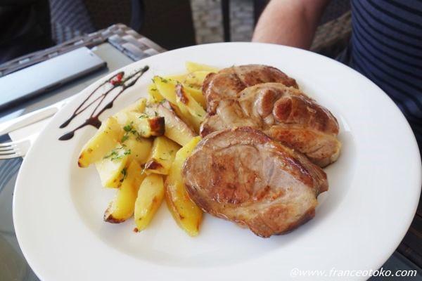 ルーマニア料理 ポーク