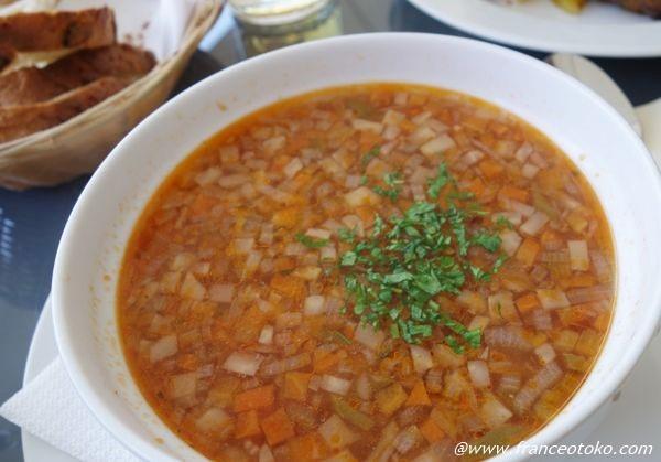 ルーマニア スープ