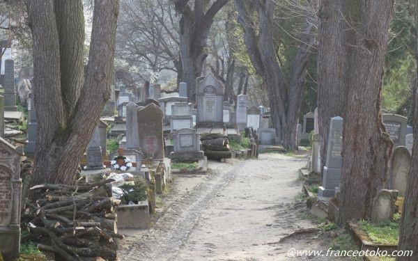 ルーマニアのお墓