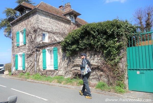 フランス 田舎 散策