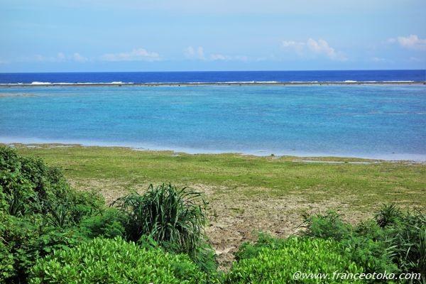 石垣島 海がきれい