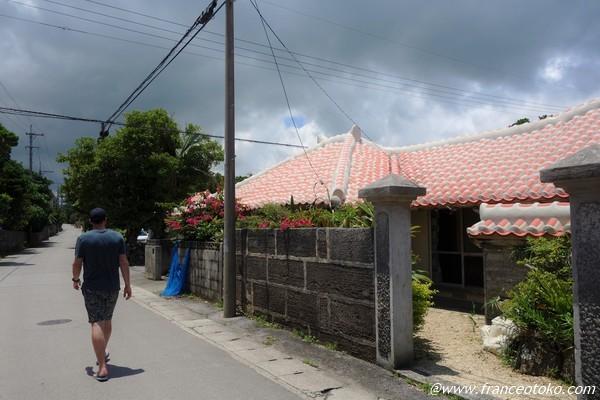 白保 珊瑚の村 石垣