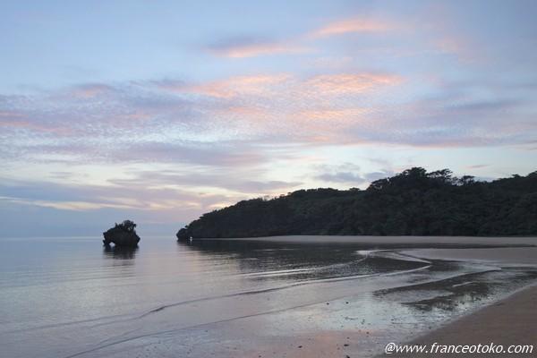 石垣島 きれいな浜辺