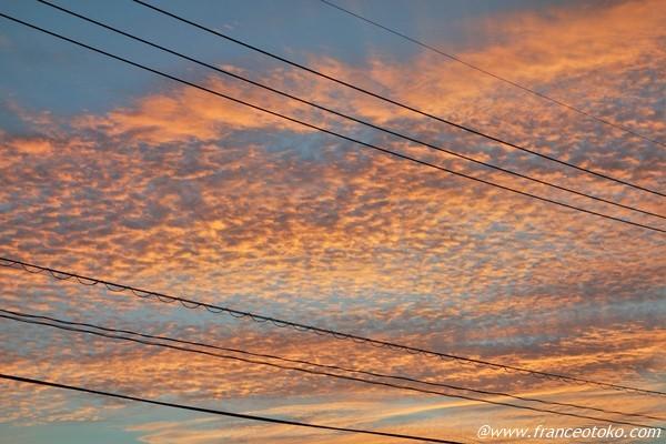 石垣島 雲