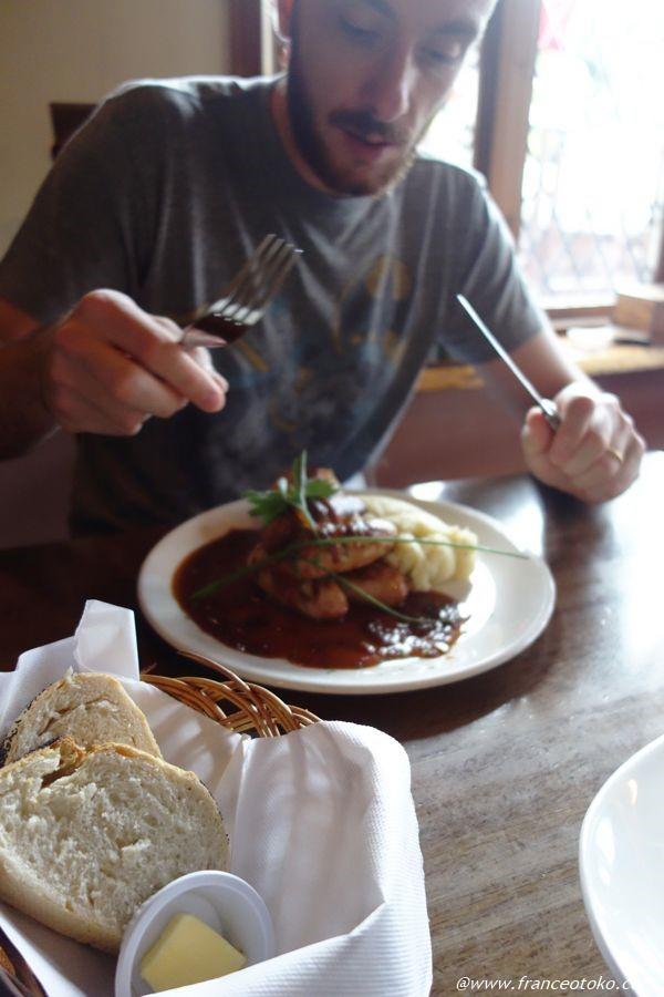 The Wicklow Heather Restaurant ウィックロー レストラン