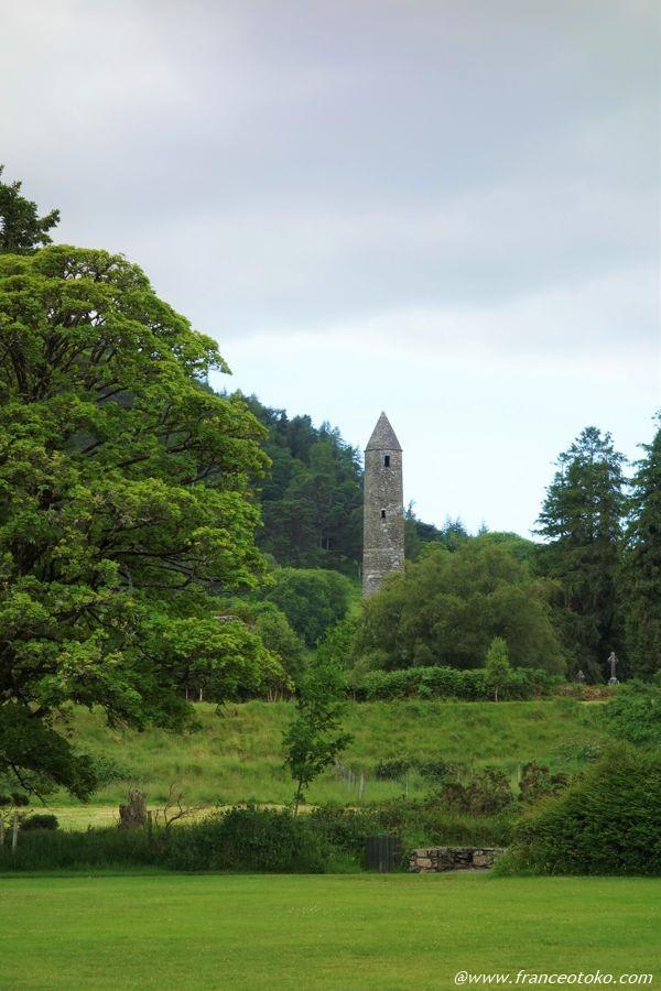 アイルランド ウィックロー 観光