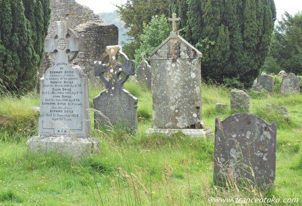 ケルト お墓 アイルランド