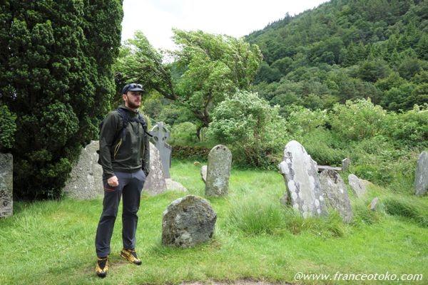ウィックロー グレンダロッホ アイルランド 観光