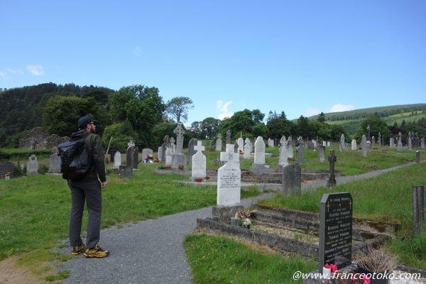 ウィックロー グレンダロッホ アイルランド