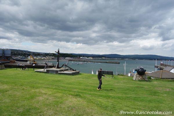 アイルランド 港