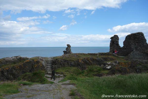 アイルランド 散歩