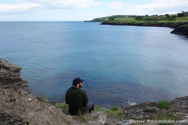 アイルランド 観光 海