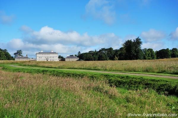 アイルランド 観光 Castletown House