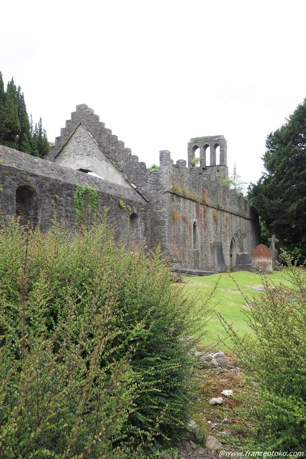 Malahide Castle アイルランド