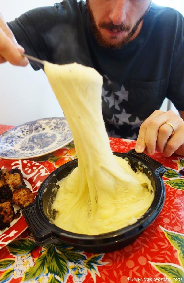 フランスの中南部オーブラック(l'Aubrac)郷土料理