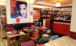 パリ レストラン エリザベステイラー