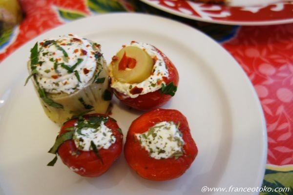 ギリシャ料理 フランス