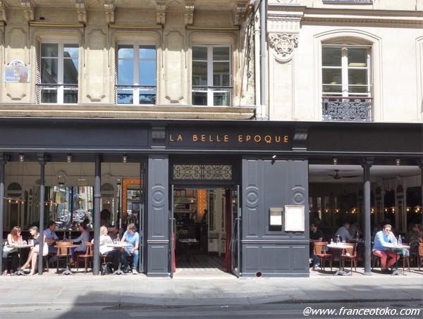 ベルエポック レストラン パリ