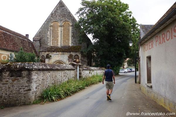 Abbaye de la Sainte-Trinité de Tiron ティロンガルデ
