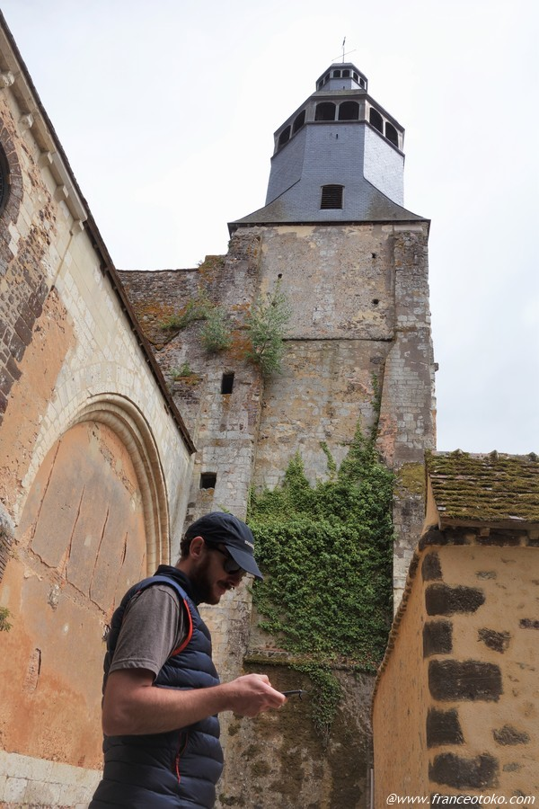 Abbaye de la Sainte-Trinité de Tiron