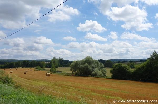 フランス 田舎