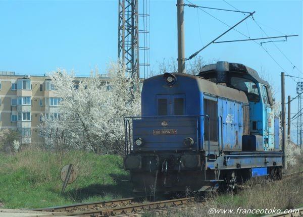 ルーマニア 鉄道