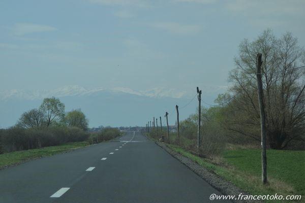 ルーマニア カルパチア山脈