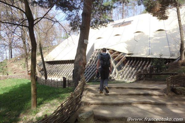 Manastirea rupestra Sinca Veche ルーマニア
