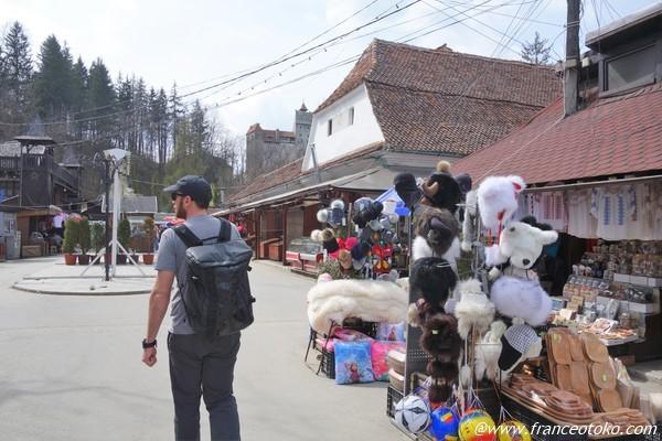 ルーマニア ブラン 観光