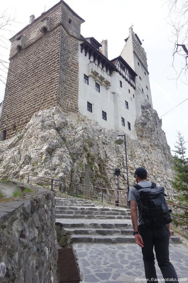 ドラキュラの城 ルーマニア