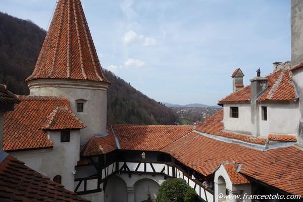 ルーマニア 歴史 ブラン城