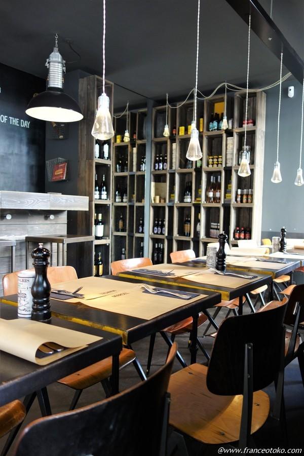 marcel パリ カフェレストラン