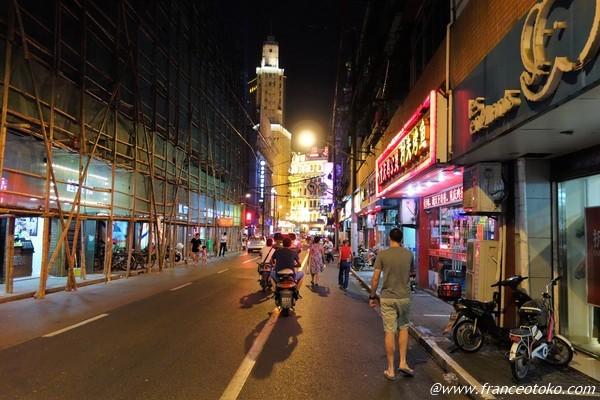上海 散歩