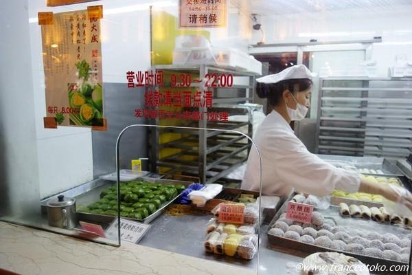 上海 人気スイーツ