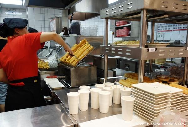 中国 揚げパン