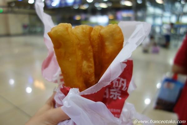 揚げパン 中国
