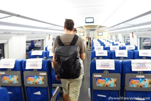 上海 列車 新幹線